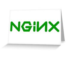 Nginx Greeting Card