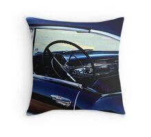 BelAir Steering Throw Pillow