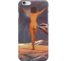 Hand of God. iPhone Case/Skin
