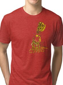 'Miss Trashbag got sooooo Wasted she Misplaced her Crown' Tri-blend T-Shirt