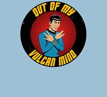 """Out of my Vulcan Mind"" by The Blasted Tower Unisex T-Shirt"