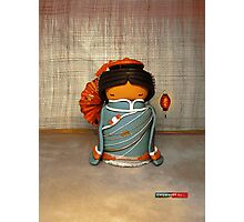 CHUNKIE China Photographic Print