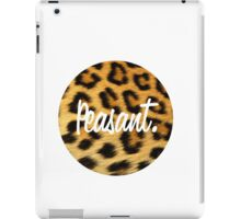 Peasant - Delta iPad Case/Skin