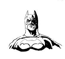 Christian Bale Batman by zysis
