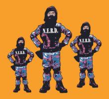nerd army by mark burban