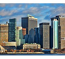 Battery Park  NYC Photographic Print