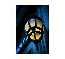 Light Outside My Door Art Print