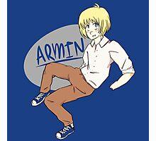 Armin in Chucks Photographic Print