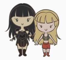 Xena & Gabrielle - Lil' CutiEs Kids Clothes