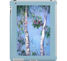 Tambo Trees with some local Residents. iPad Case/Skin