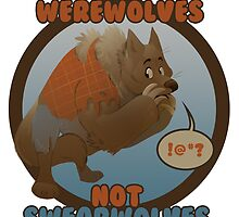 Werewolves, not swearwolves by mittymandi