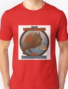 Werewolves, not swearwolves Unisex T-Shirt