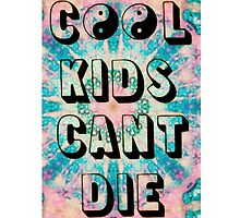 Cool Kids Can't Die by foreversarahx