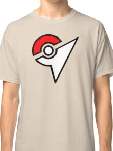 Pokemon - Gym Logo Classic T-Shirt
