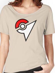Pokemon - Gym Logo Women's Relaxed Fit T-Shirt