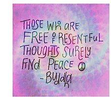 Buddha Quote by foreversarahx