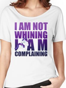 I Am Complaining Women's Relaxed Fit T-Shirt