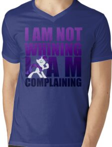 I Am Complaining Mens V-Neck T-Shirt