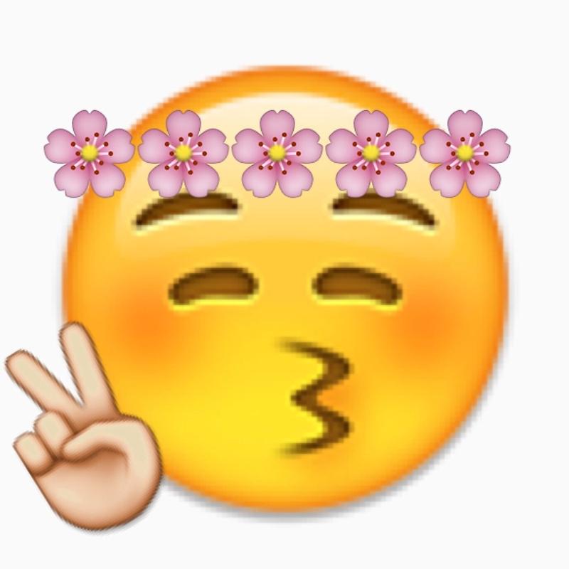 Flower Emoji Images