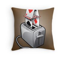 Happy Housewarming Throw Pillow