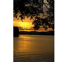 Day's End - Manning River Photographic Print
