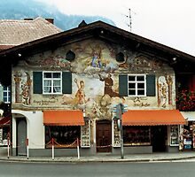 Garmisch by Richard Hamilton-Veal