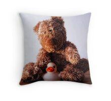 My first love Throw Pillow
