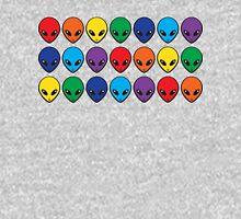 Rainbow Aliens Hoodie