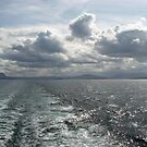 Speed Bonny Boat - The Scottish Mainland by BlueMoonRose