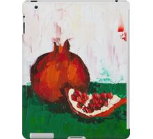 Chunk of Pomegranate iPad Case/Skin