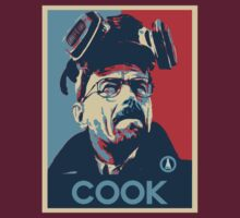 Breaking Bad - COOK by DanielDesigns