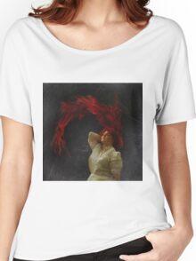 Calming Chaos  Women's Relaxed Fit T-Shirt