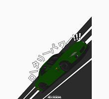 Mazda RX7 FD - Rotary Power (Green) T-Shirt