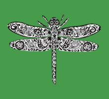 Dragonfly Doodle Kids Clothes