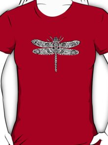 Dragonfly Doodle T-Shirt