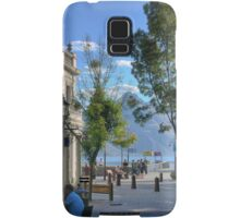 Shopping Mall with a view.. Samsung Galaxy Case/Skin