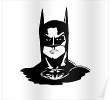 Val Kilmer as Batman Poster