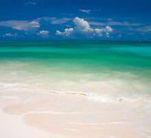 Paradise Beach - Mexico by Chris  Ridley