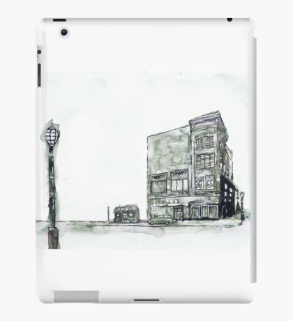 2 Buildings iPad Case/Skin