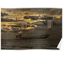 U-85 Memorial Poster