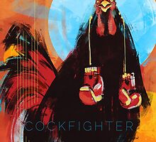 CockFighter by MicaelaDawn