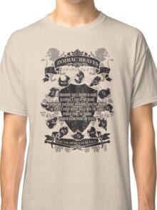 Zodiac Braves Classic T-Shirt