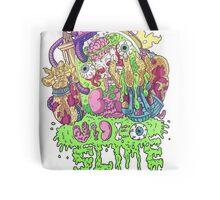 Ooze Dude Tote Bag
