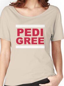 RUN Pedigree Women's Relaxed Fit T-Shirt
