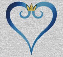 Kingdom Hearts Symbol Kids Tee