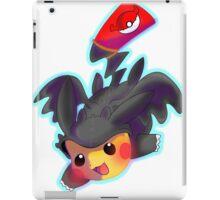 Toothless Pikachu iPad Case/Skin