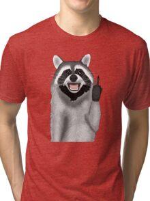 Bad Raccoon Tri-blend T-Shirt