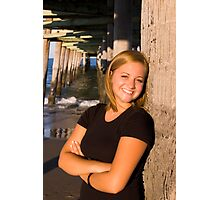 Rebekah Senior Photo 2 Photographic Print