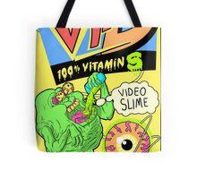 Ecto Slime Juicebox Tote Bag
