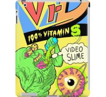 Ecto Slime Juicebox iPad Case/Skin